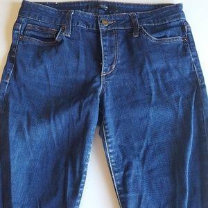 Joe's Jeans Womens Bootcut Honey Jeans Blue W28